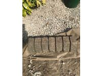 Kerb / edging stones 500mm wide
