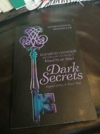 Dark secrets 1, 2 & 3- Elizabeth Chandler