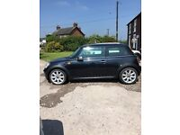 57 PLATE MINI ONE SPARES OR REPAIRS