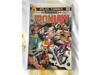 Barbarians #1 1975 Atlas Comics original