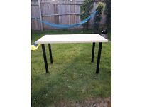 Ikea table, dressing table, craft table, lounge, bedroom table