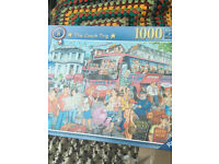 Jigsaw Puzzles for sale new & second hand