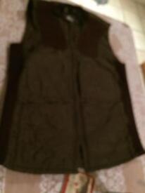 Winter Barbour waist. Coat