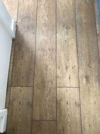 Laminate flooring and Underlay