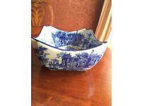 Set of 5 / Victoria ware ironstone bowls / set of 5