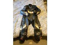 Alpinestar leather suit