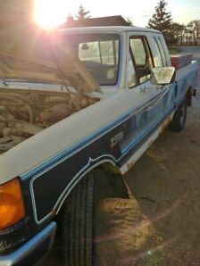 1987 Ford F-150 extended cab for sale