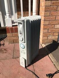 Electric oil heater- sold