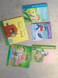 Selection of early readers