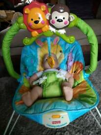 Baby Bouncer Interactive Chair