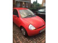 Ford Ka: 1.3L, 691000 miles and full service history!