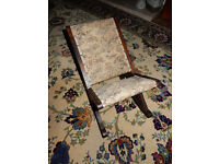 Edwardian Foot Stool - Excellent condition