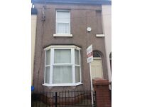NO DEPOSIT REQUIRED.... Lovely Two bedroom unfurnished Terrace on Rydal Street L5, Anfield