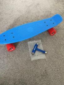 SKATRO MINI CRUISER SKATEBOARD NEW NEVER USED