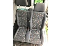 Mercedes Vito double front passengers seat