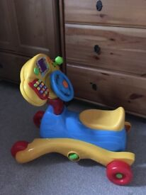 Vtech Ride on Grow and Go Toy