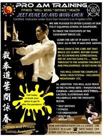 """FOLLOW THE FOOTSTEPS OF BRUCE LEE """