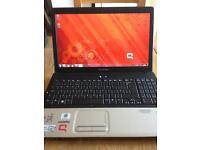 Compaq Presario Windows 7 laptop