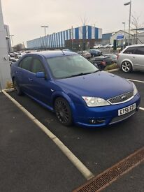 2007 Ford Mondeo ST TDCI performance blue !!!Low miles!!!!