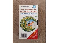 Animals of Farthing Wood - VHS tapes 1-8