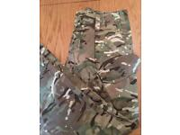 British army trousers