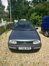 1996 MK 3 VW golf se 1.4