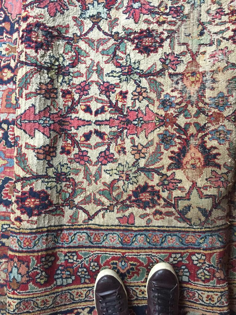 Beautiful Old Persian Rug In Maryhill Glasgow Gumtree