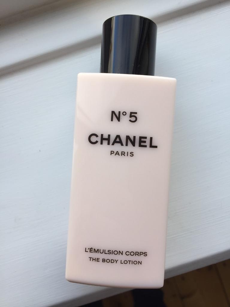 baf8b52b2c1 Chanel No5 body lotion