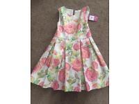 Girls Dress - 8 yrs - BNWT