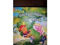 Backyardigans and the beanstalk
