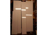 WETWALL OFFCUTS SUITABLE FOR BATHROOM OR KITCHEN