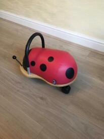 Wheels bug Ladybird - small