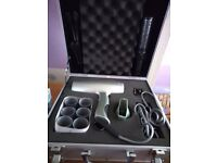 Mark hill hairdryer case and accessories