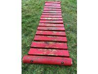 Playground Clatter Deck Bridge