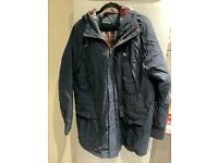 Fred Perry Parka Coat XL