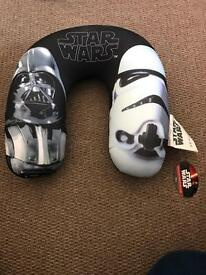 Brand new Star Wars neck pillow