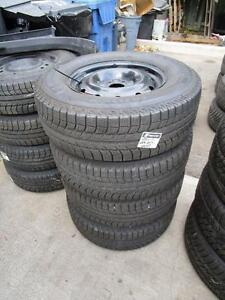 SET OF RIMS AND TIRES FOR 2001-2012 FORD ESCAPE
