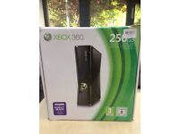 Bath Gently Used XBOX 360s 250 GB with Kinect ready (Kinect not included)