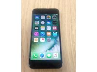 iPhone 6 Space Grey on O2