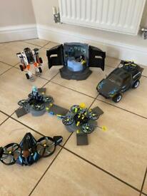 Playmobil Spy set