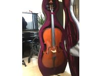 Cello 3/4, Stentor 1 with Jagar strings