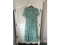 M&S Ghost Maxi Dress size 10