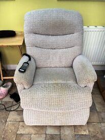 HSL Reclining Armchair