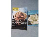 To Kill A Mockingbird GCSE English Literature Revision Books / Study Notes