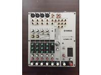 Yamaha mixing desk