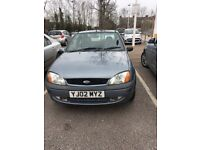 2002 Ford Fiesta Freestyle 1.2