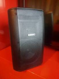 Speakers 4 QSC AD-S52 BLACK speakers *New in Box*