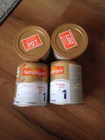 new hypoallergenic nutramigen 0-6 months