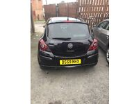 Vauxhall Corsa 1.4 sxi 2010 registered MINT CONDITION