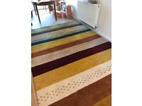 Indian made Rug - Extra Large - cotton
